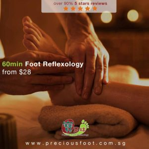 foot reflexology singapore
