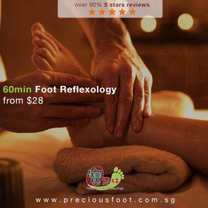 foot reflexology singapore