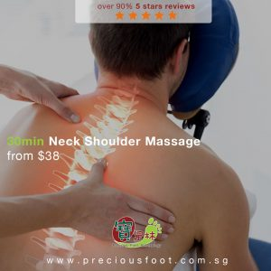 back shoulder massage
