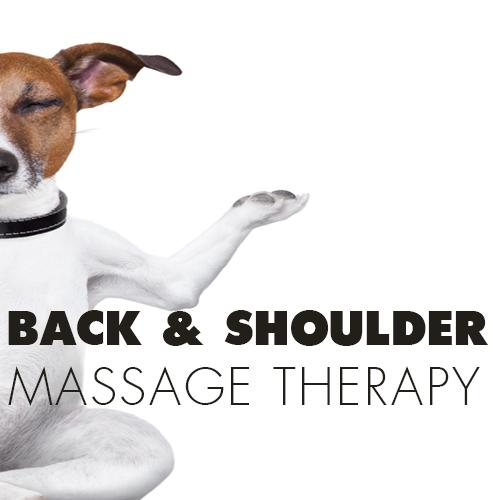 Back Shoulder Massage