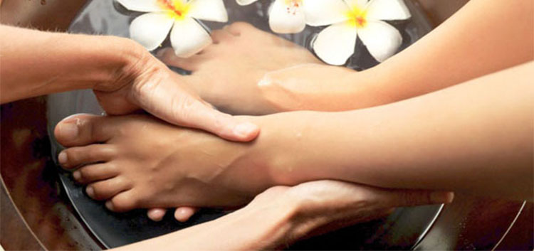 Precious Foot Reflexology Massage Health Benefit