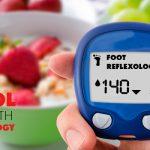 foot reflexology diabetes control