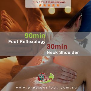 Foot Reflexology promotion
